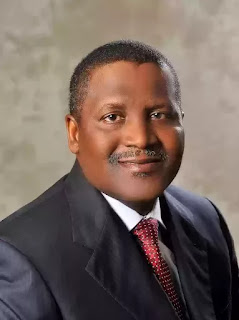 Aliko dangote richest black person in the world