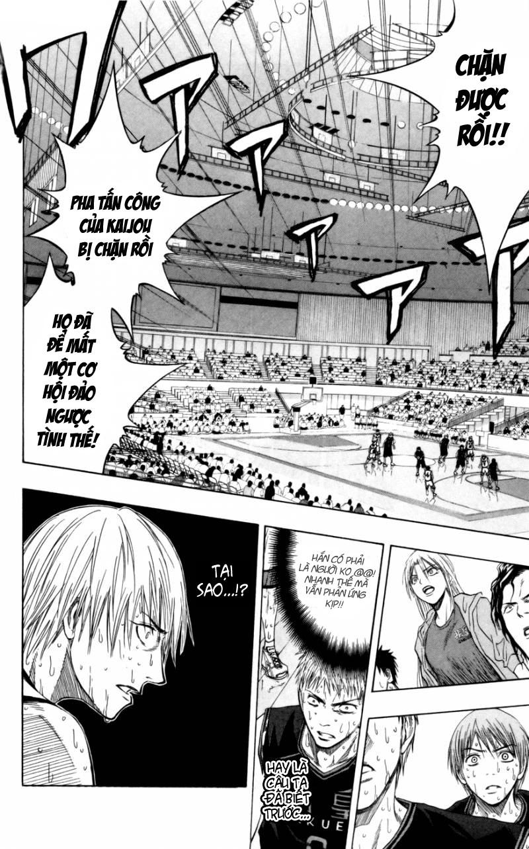 Kuroko No Basket chap 072 trang 9