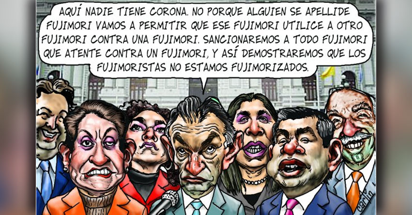 Carlincaturas Martes 11 Julio 2017 - La República