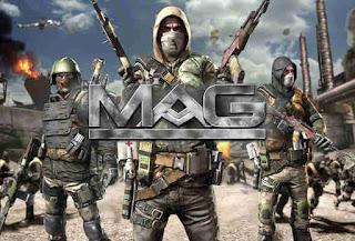 MAG 2 Squad Pose