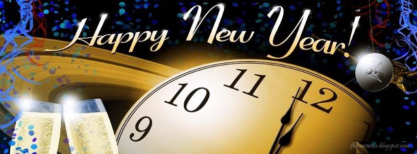 new year facebook timeline cover photos