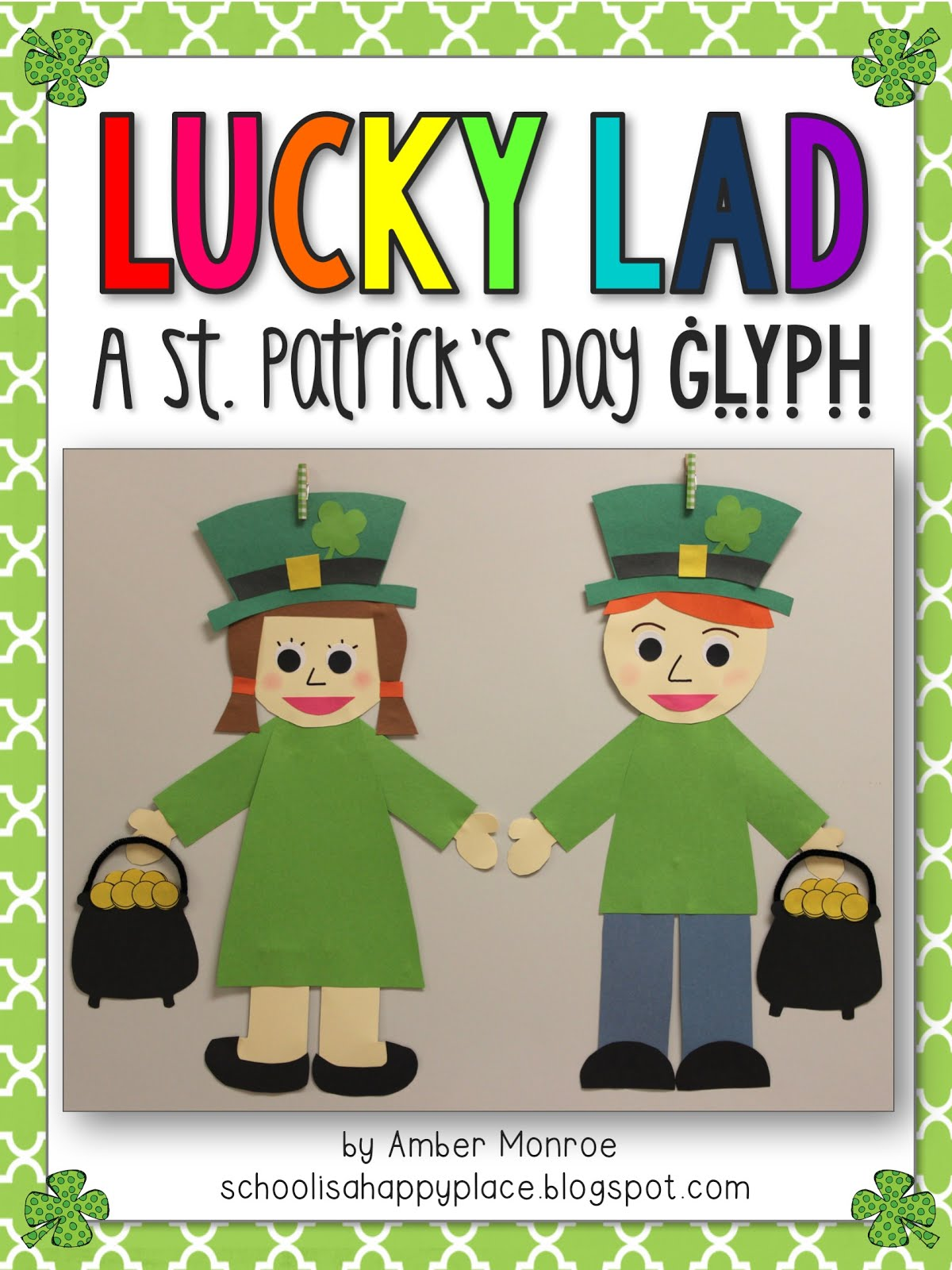 Let's Make a St. Patrick's Day Glyph
