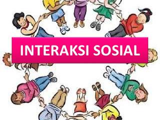 Interaksi Sosial ialah kekerabatan timbal balik anatara dua orang atau lebih Materi Sekolah |  Macam-Macam Interaksi Sosial
