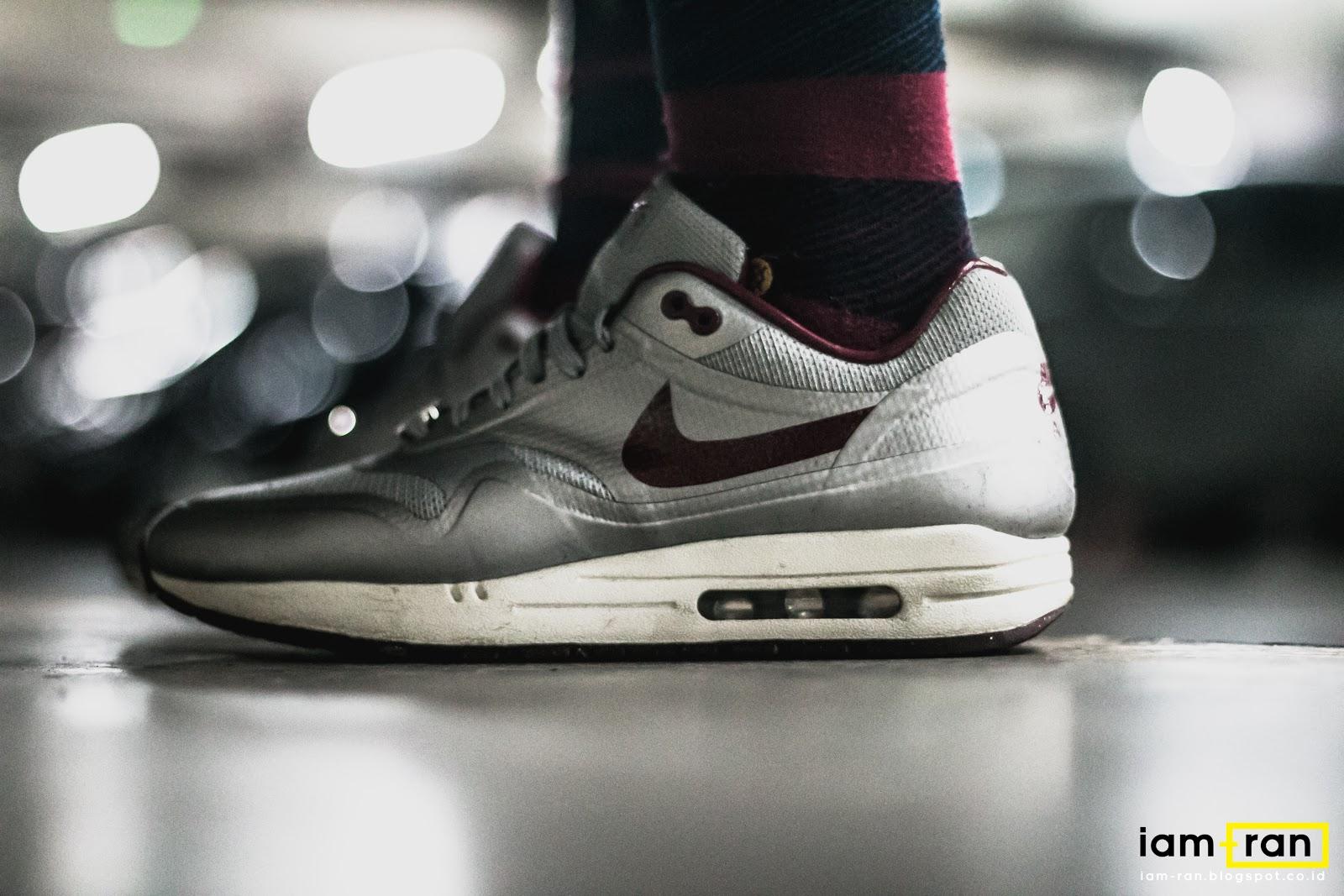 IAM RAN: ON FEET : Dayu Nike Air Max 1 HYP QS