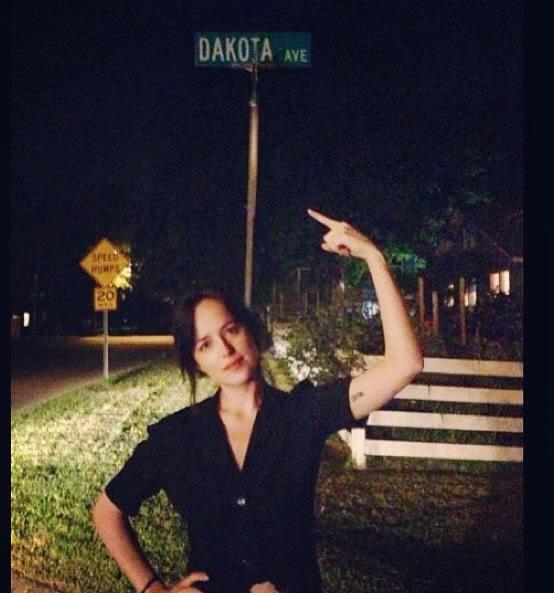 Fifty Shades Updates: New/Old instagram photos of Dakota ...