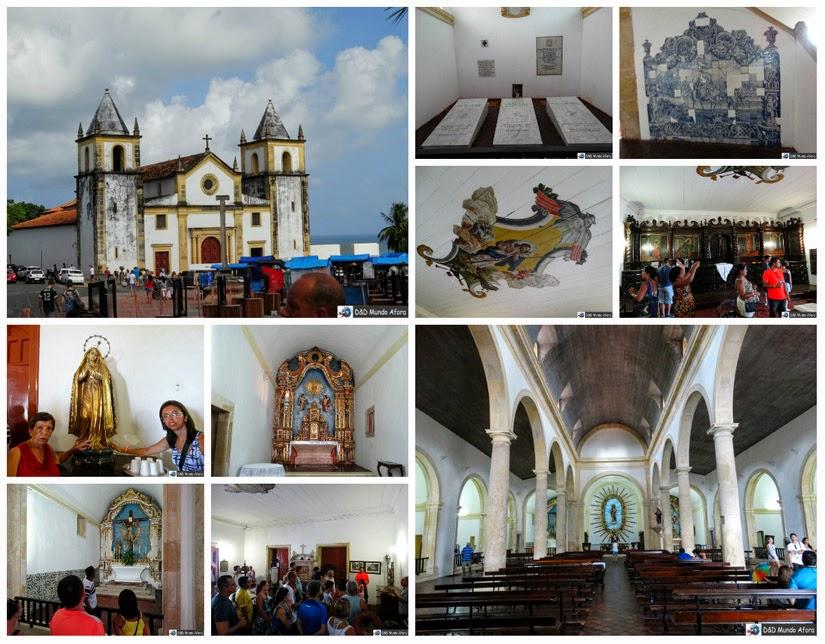 O que fazer em Olinda em 1 dia (PE) - Catedral da Sé