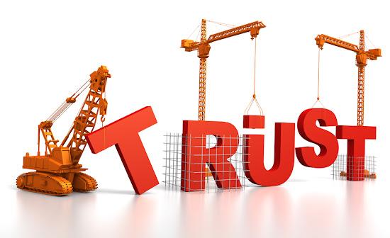 cara mendapatkan trust atau kepercayaan