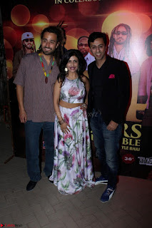 Shibani Kashyap Launches her Music Single led 24 Hours Irresponsible 017.JPG