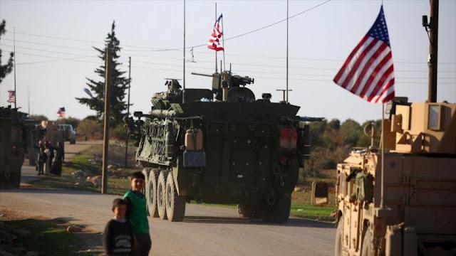 Irán denuncia la 'peligrosa' presencia militar de EEUU en Siria