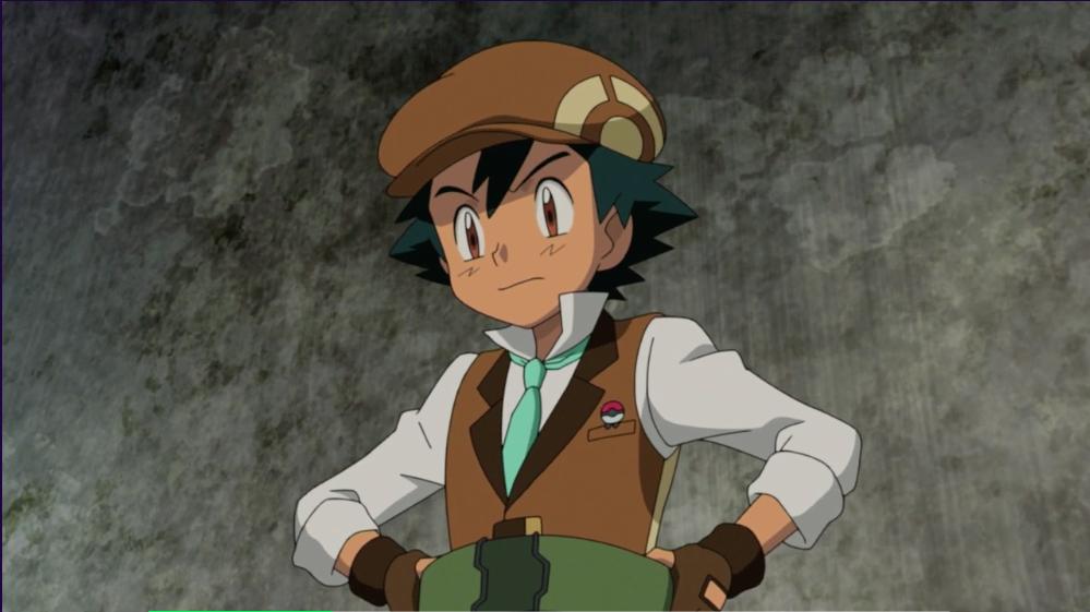 Anime Annoyances Recap Pokemon Volcanion And The Mechanical Marvel
