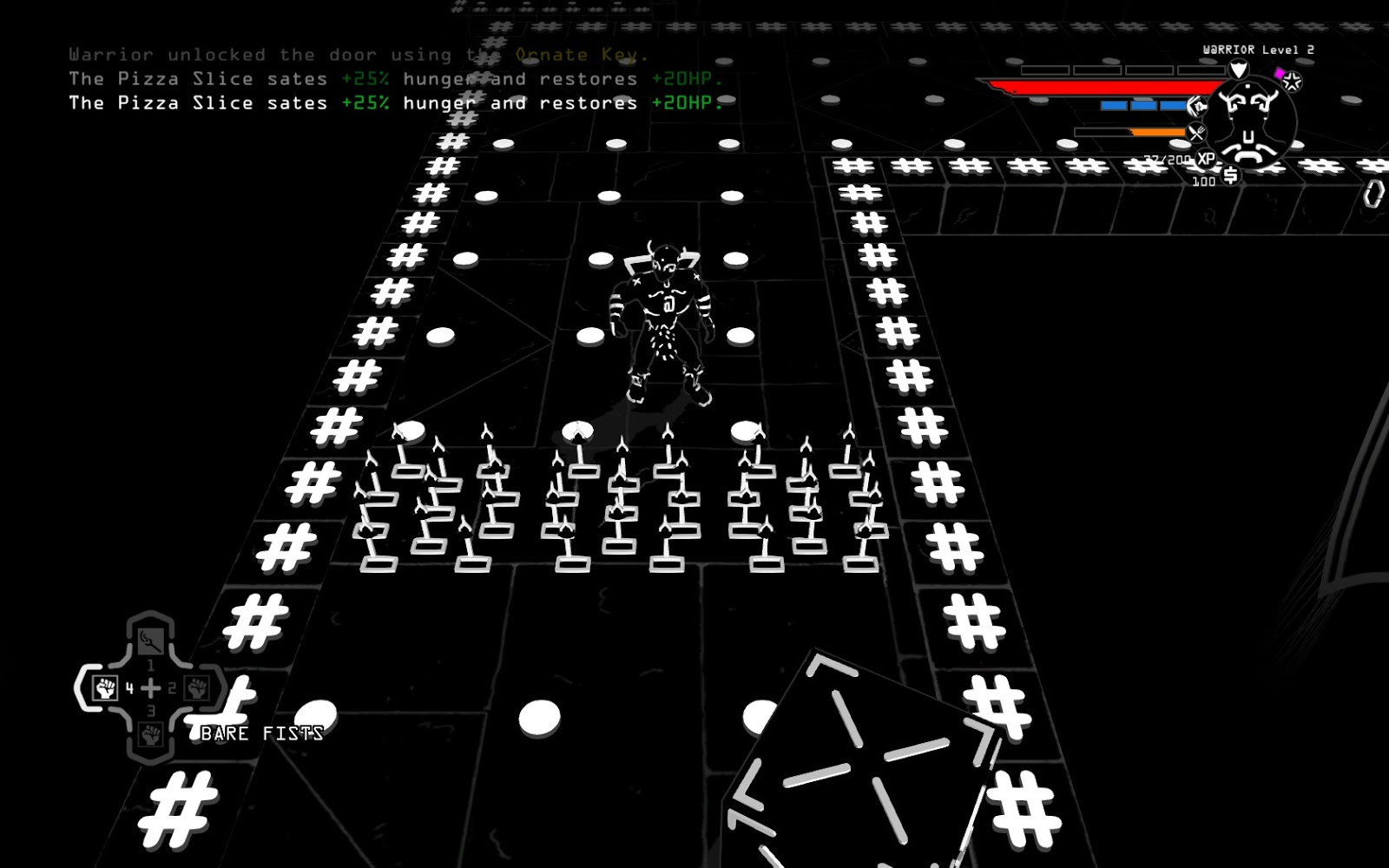 Lord Moon: Geek @t Large: When old school ASCII dungeon crawling