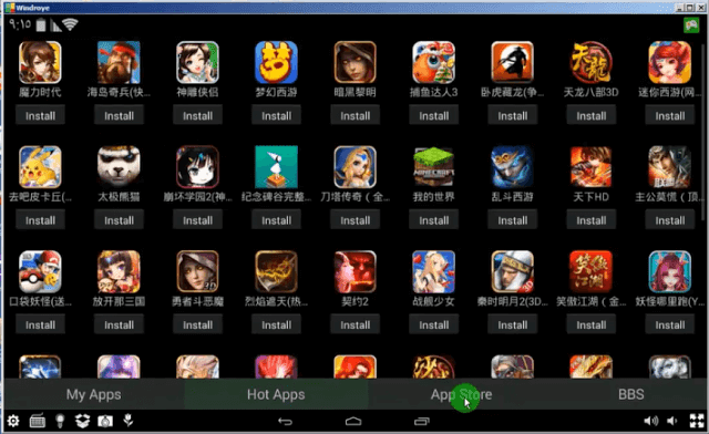 2018 top 10 android emulator