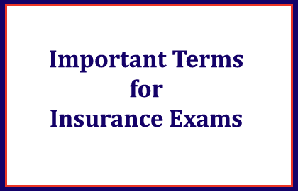 Insurance Questions