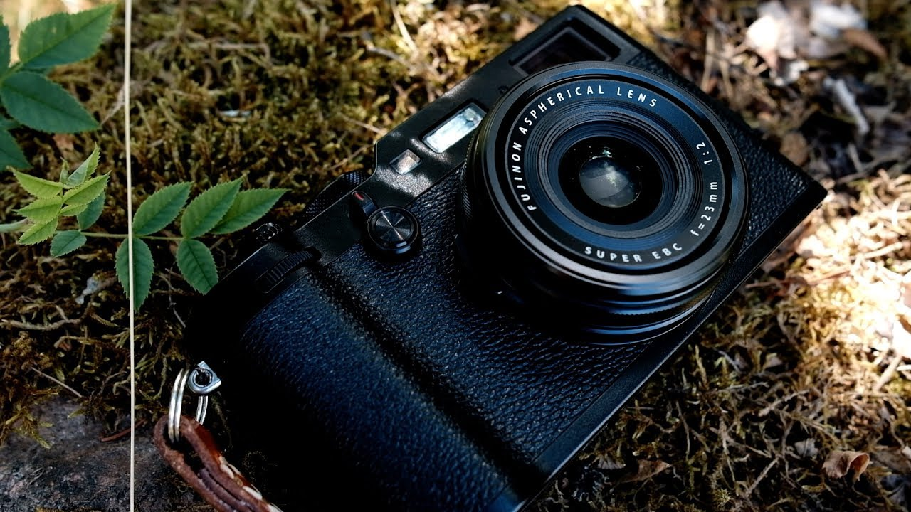 "5 Reasons to Buy a Fujifilm X100f - ""The mini X-Pro2"""