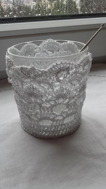 jak przerobić szklany słoik, świąteczne dekoracje diy