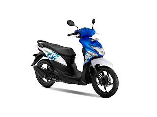 AHM Perkenalkan Tampilan Baru New Honda BeAT POP eSP