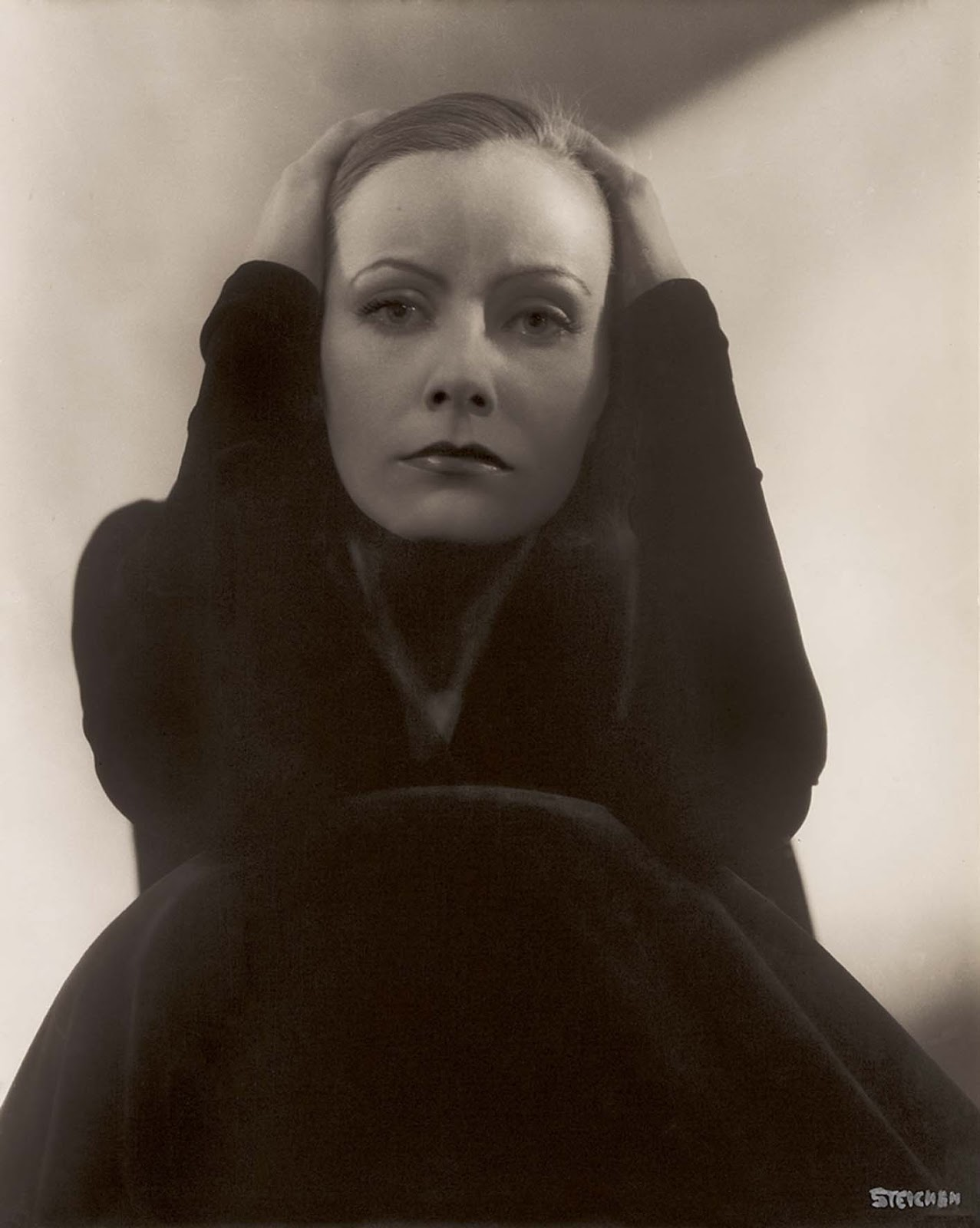 Edward Steichen. Fotografía | Photography. Greta Garbo