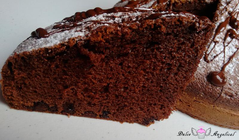 Bizcocho de Baileys, chocolate y café
