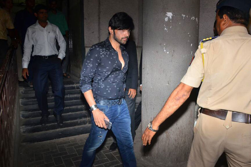 Himesh Reshammiya at Family Court In Bandra Mumbai