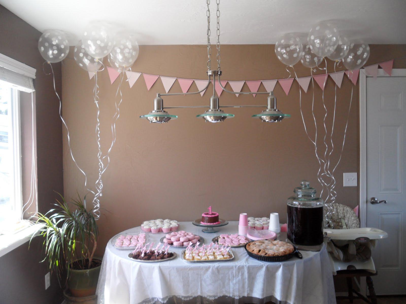 This Posh House Ella S First Birthday Bash