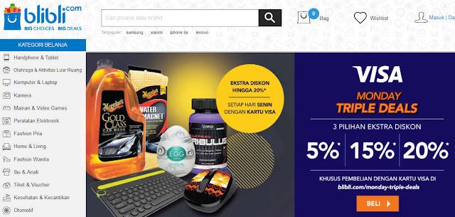 toko online termurah, terkenal, terpercaya