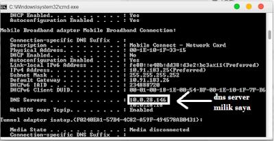 Tips Jitu Cara Mempercepat Koneksi Internet Dengan CMD