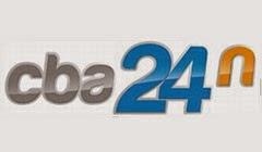 Cba24n en vivo