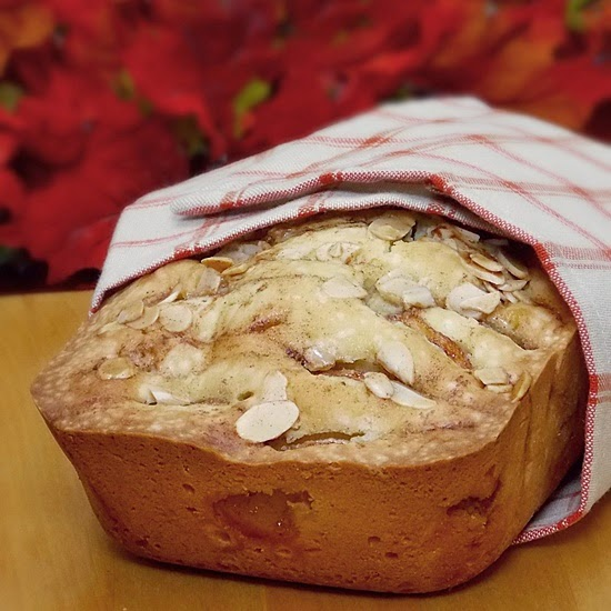 Apple Almond Loaf | by The Life and Loves of Grumpy's Honeybunch