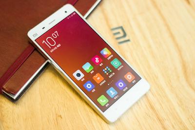 Dien thoai Xiaomi Mi4