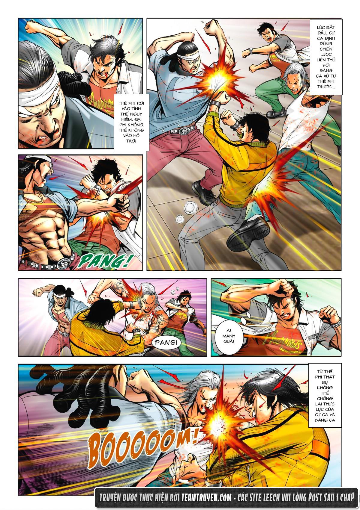 Người Trong Giang Hồ NetTruyen chap 1553 - Trang 3