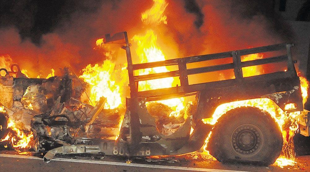 Indagan a policías por asesinato de militares en Culiacán