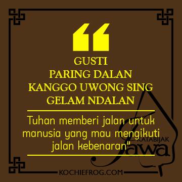Kata Mutiara Bahasa Jawa Lucu Dan Artinya Quotemutiara
