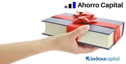 AhorroCapital te regala un libro de inversiones al abrir cuenta en Indexa Capital