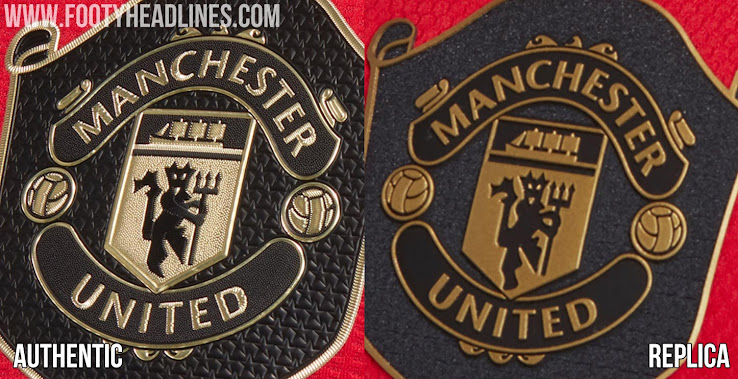 Replica Looks Cheap Adidas Manchester United 19 20 Home Kit Authentic Vs Replica Footy Headlines