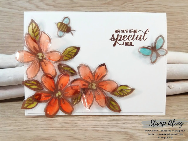 Stampin'Up! Garden in Bloom