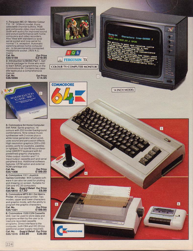 lost entertainment the 1985 spring summer argos catalogue. Black Bedroom Furniture Sets. Home Design Ideas