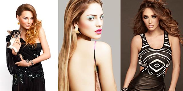 10 Mexicanas que son bellas con la ayuda del bisturí