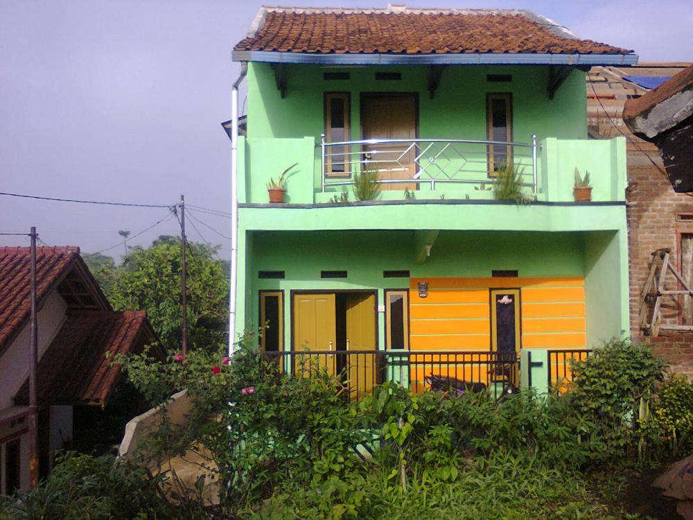 Contoh Model Rumah Minimalis Sederhana 2 Lantai