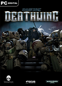 Space Hulk Deathwing-CODEX Free PC Game Download