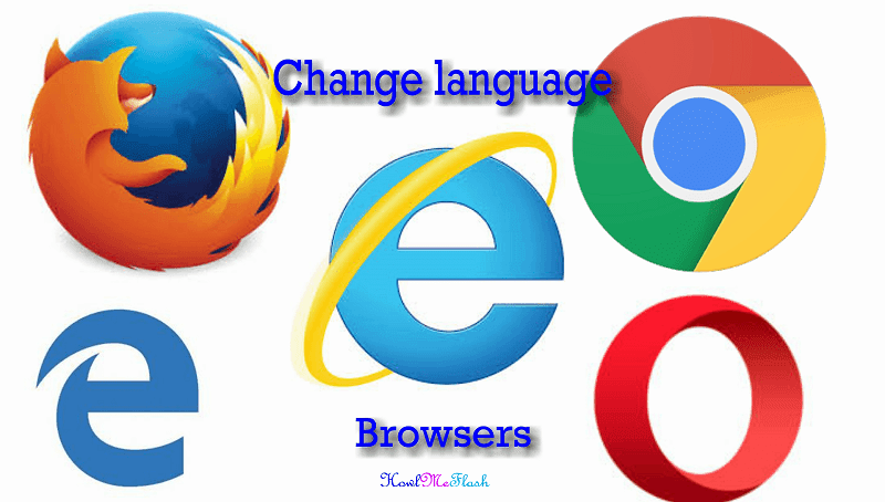 How to Change Your Browser's Language