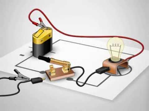 عناصر الدارة الكهربائيّة