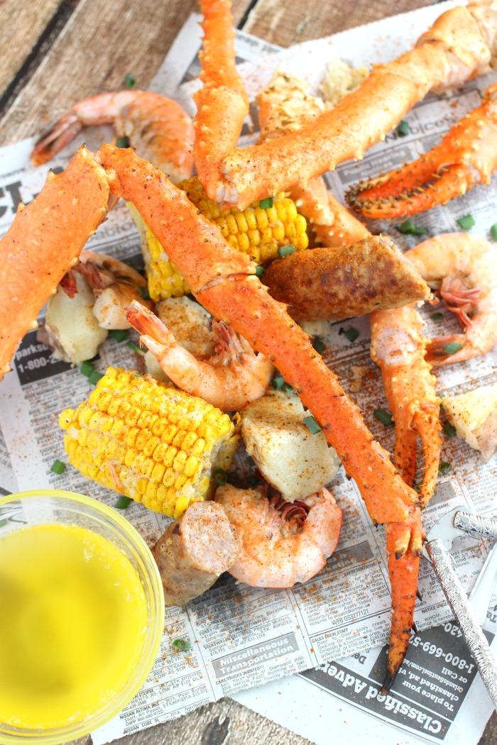 How to do a crab boil. How to Have Your Own Low Country Crab Boil Party!