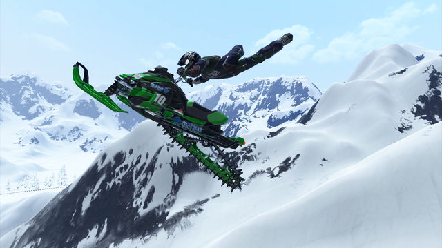 SNOW MOTO RACING FREEDOM-HI2U