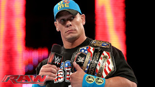 WWE Raw SmackDown John Cena wrestling brand split