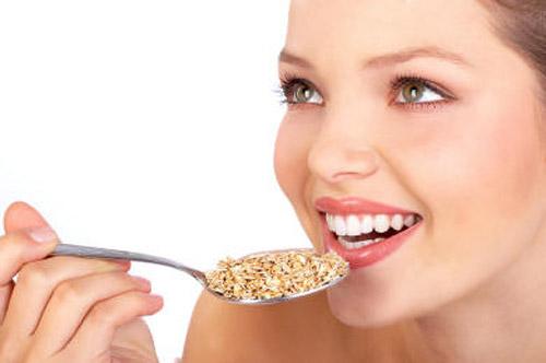 Alimentos que Você pode Comer a vontade sem engordar/ aveia
