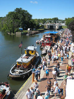 Waterford Tugboat Roundup This Weekend