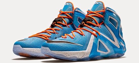 6c7c9fbdff0c0 Nike LeBron 12 Elite
