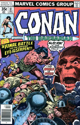 Conan the Barbarian #81