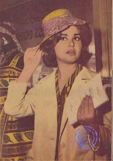 Soad Hosni in 1960s
