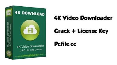 4K Video Downloader 4.13.0.3800 With Crack + License Key [Latest]